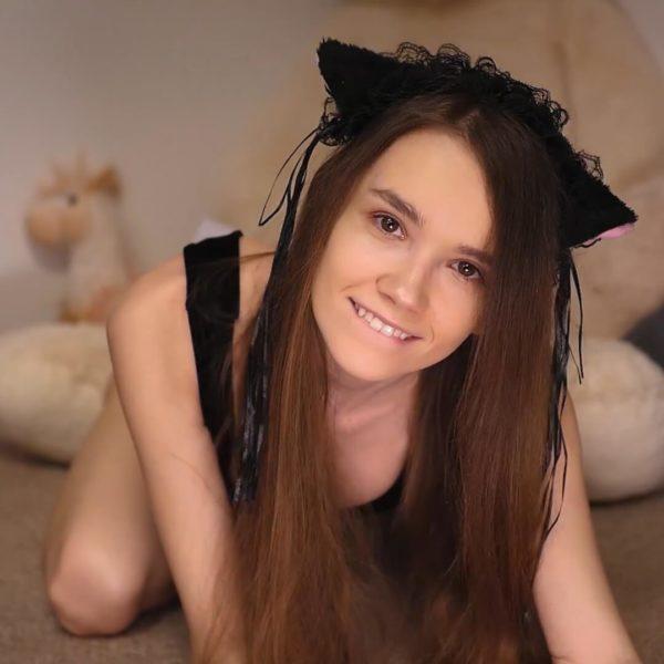 Bunny Marthy Neko Cat Masturbation