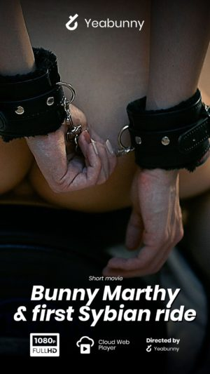 Bunny Marthy Sybian First Ride