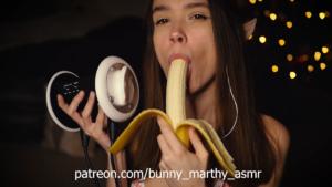 Elf Banana ASMR